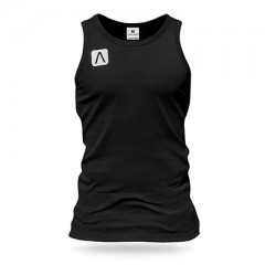 Tank top men black TRACEUR