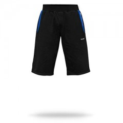 Pantheon short TRACEUR - Black-Blue - Front