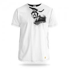 t-shirt AUTOFOCUS TRACEUR front - Parkour