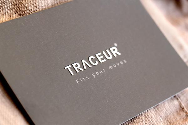 Logo TRACEUR